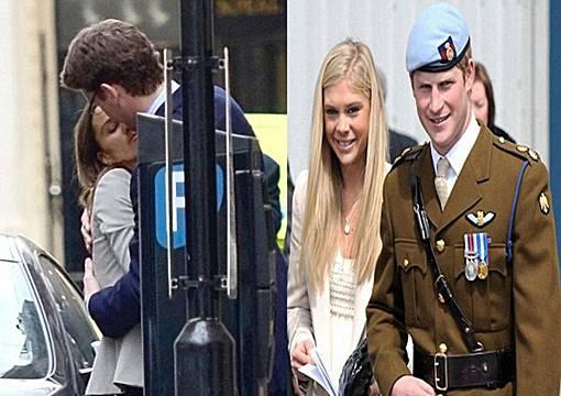 Foto Mesra Pangeran Harry dan Pippa Middleton - FaceLeakz
