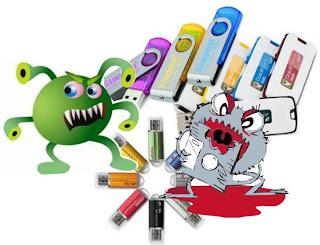 Flashdisk Yang Terinfeksi Virus