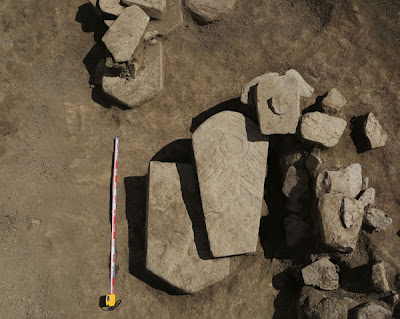 3,000-year-old nomad shields excavated in Xinjiang
