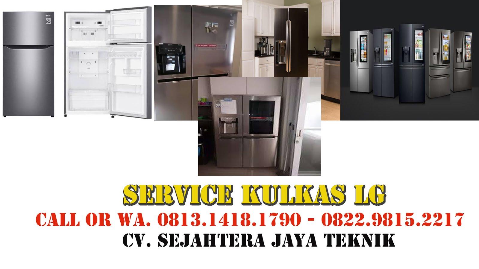 Service Kulkas LG di Jakarta Pusat