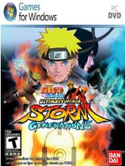 FREE DOWNLOAD GAME Naruto Shippuden Ninja Generations ( Game PC)