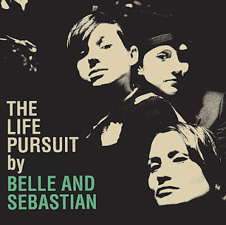 Life Pursuit cover - Belle and Sebastian