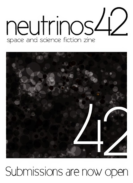 Neutrinos42 space and science fiction zine submissions now open