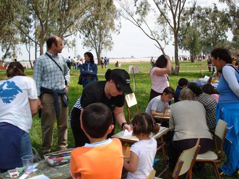 Educación Ambiental. Día Internacional de la Madre Tierra. Lebrija, 22 de abril 2007