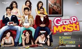 Grand Masti poster