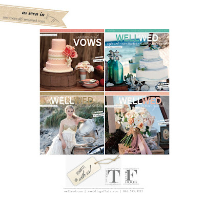 WellWed/Vermont Vows Magazines Spring/Summer 2012