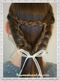 Recent Favorite Hairstyle Tutorial - Triangle Braid