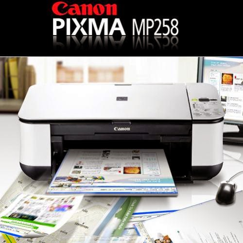 Printer Canon Mp 258