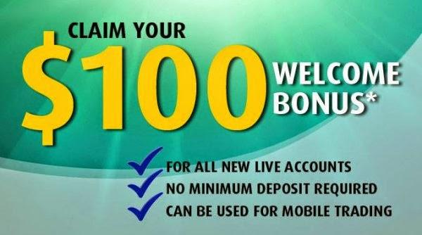 Bonus forex gratis tidak diperlukan deposit