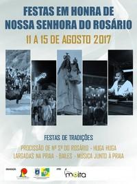 Gaio/Rosáio(Moita)- Festas em Hª de Nª Srª do Rosário 2017