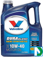 Lubricant valvoline durablend synthetic blend 10w40 for Synthetic blend motor oil vs conventional