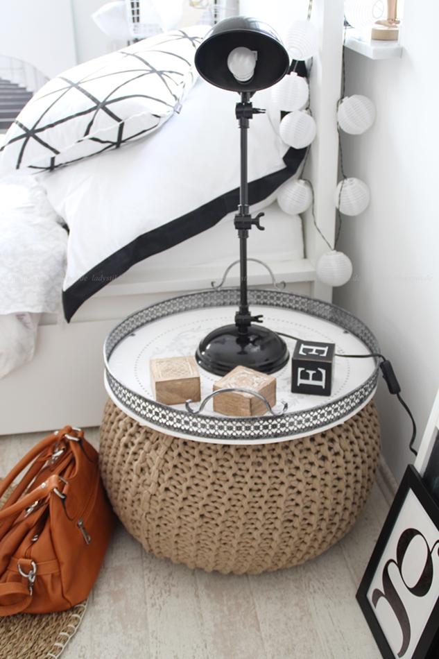 Schlafzimmer Deko Aus Holz: Farbideen Schlafzimmer. Vorhange Mit ... Schlafzimmer Deko Holz