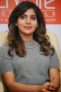 Actress Samantha Latest Pictures in Jeans at Livlife Hospital Join Hands to Work Event  0009.jpg