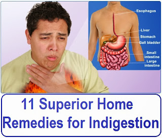 11 Superior Home Remedies for Indigestion
