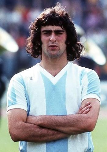 Mario Kempes , Mundial FIFA Alemania 1974
