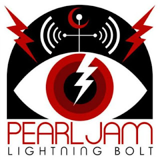 Pearl Jam - Lightning Bolt Lyrics