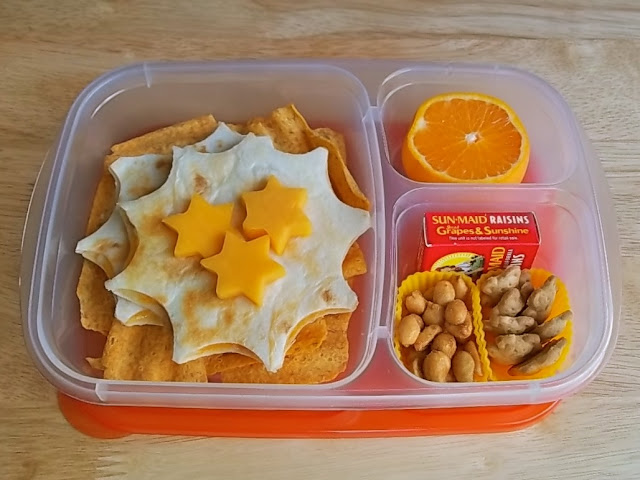 You Are My Sunshine bento school lunch
