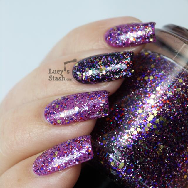 Lucy's Stash - Shimmer Polish Melissa