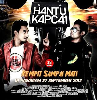 Review Filem Hantu Kapcai