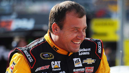Meet #NASCAR Sprint Car Chase Driver Ryan Newman