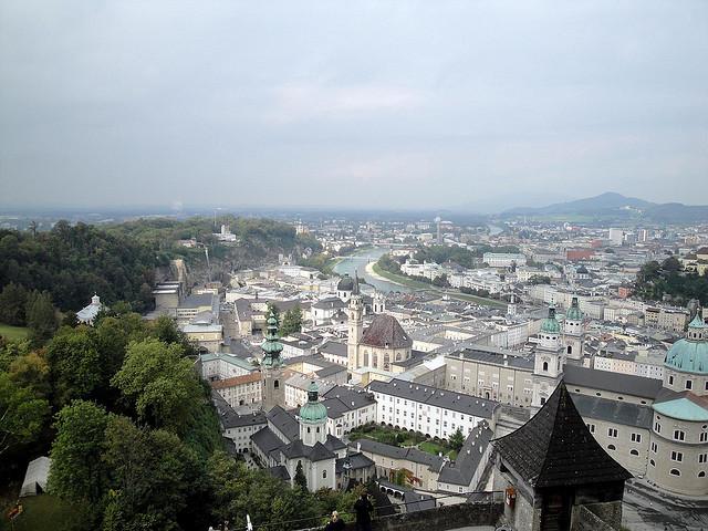 Salisburgo Festung Hohensalzburg