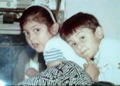 Childhood Pictures: childhood picture of ranbir kapoor