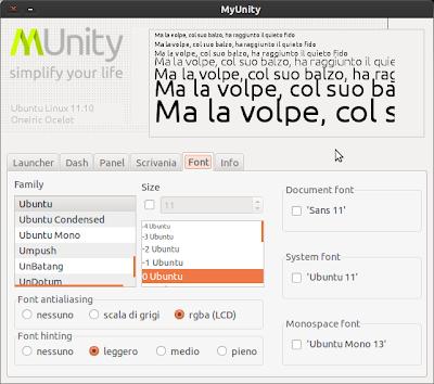 Personaliza Unity de Ubuntu con MyUnity