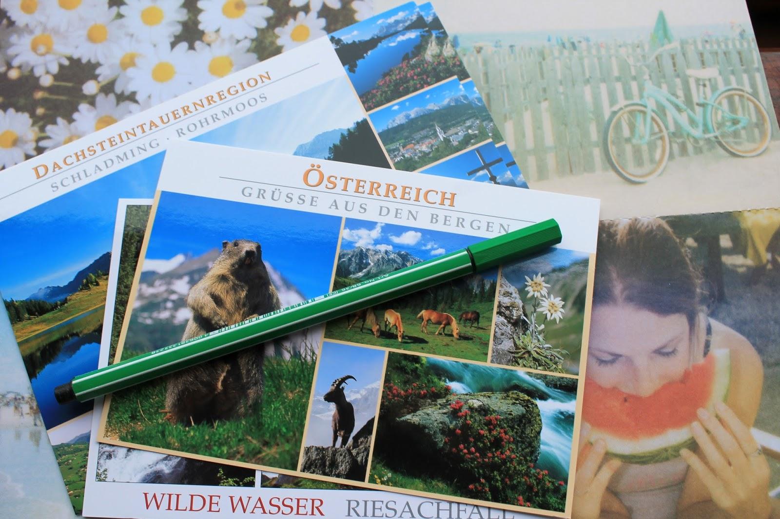 Urlaubspost Oesterreich Flow Magazin