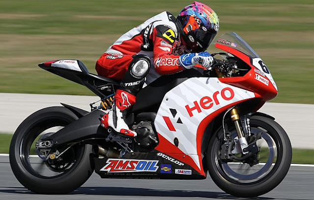 Hero MotoCorp could be developing 250cc motorcycle with Erik Buell Racing