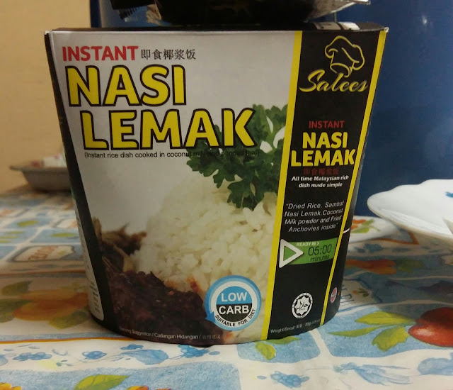 Nasi lemak