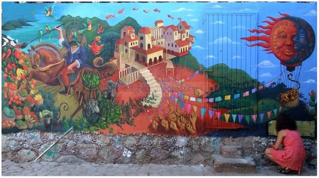 Memek basah for Mural untuk kanak kanak