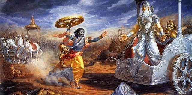 Scientific Date of Mahabharata War