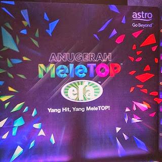 Anugerah MeleTOP Era Bakal Umum Senarai Top 5