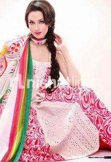 Nishat Linen Summer Collection Long Frocks