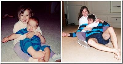 Irmãos, alguns anos depois