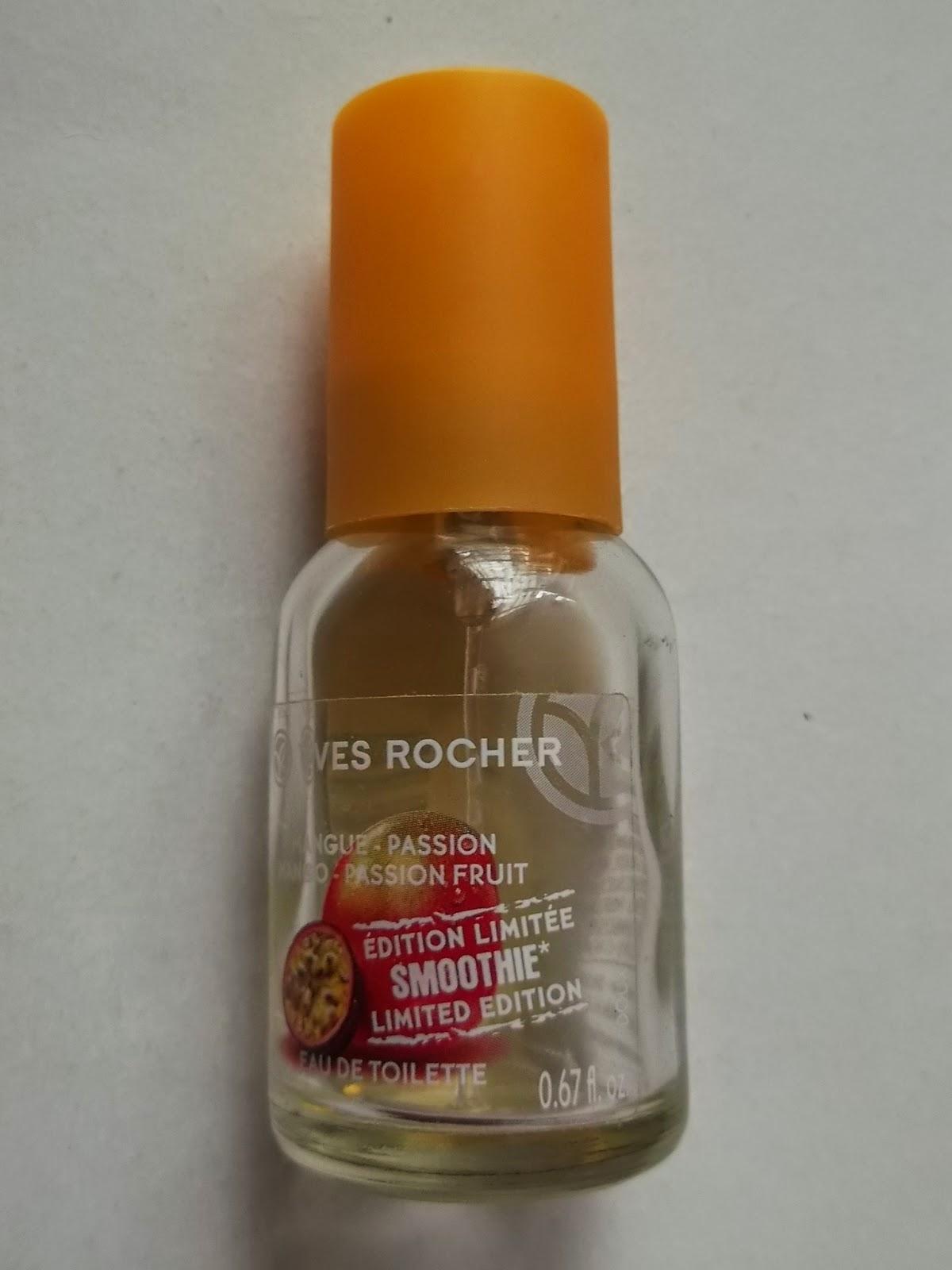 Wakacyjne mini produkty (TBS, Yves rocher, L'Occitane) cześć pierwsza :)