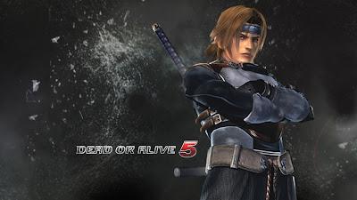 Hayate Dead or Alive 5 Wallpaper