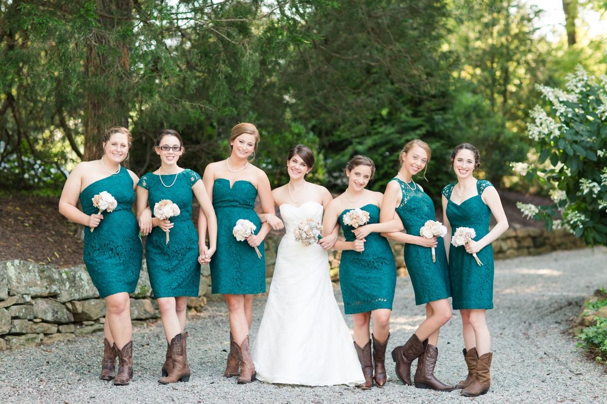 Western wedding bridesmaid dresses - dinocro.info