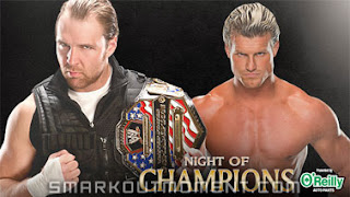 WWE Night of Champions 2013 United States Championship Online