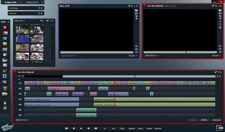 LightWorks Screenshot