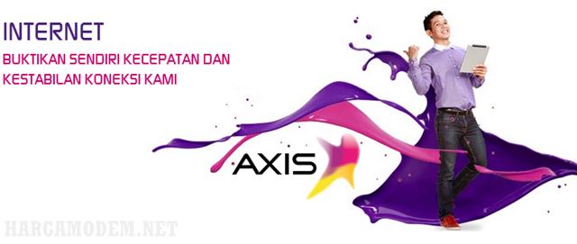 Daftar Harga Paket Internet Operator AXIS terbaru 2014
