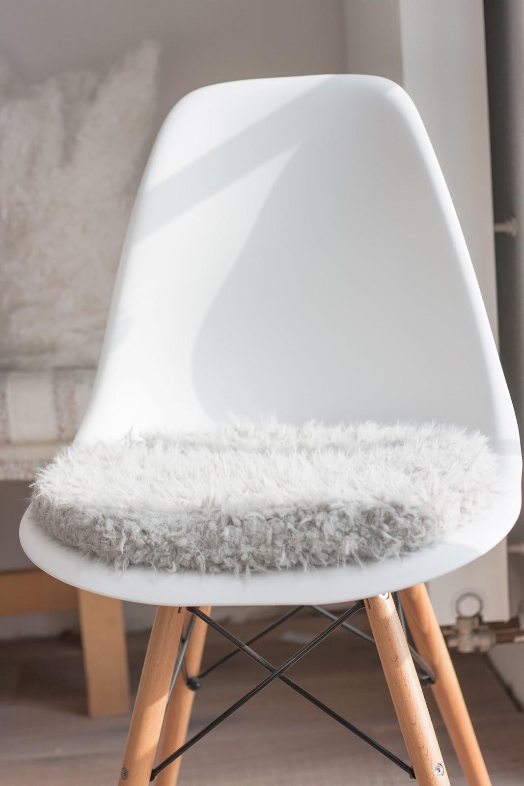 Sitzkissen Eames Chair, Sitzauflage