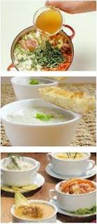 الفرق بين المرق...البهريز....الحساء