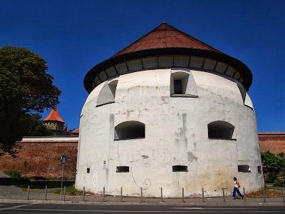 Torre gorda de Sibiu