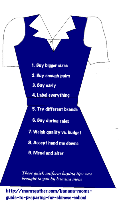 Tips For Buying School Uniforms