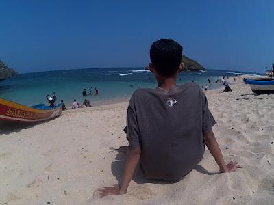 pantai ngandong gunungkidul