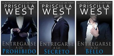 Serie Entregarse – Priscilla West