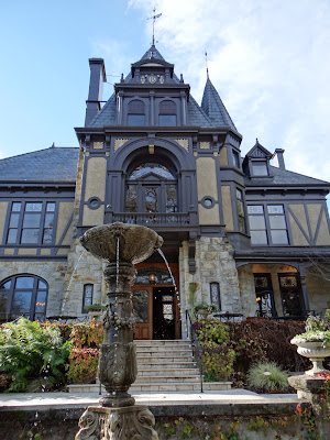 The Rhine House at the Beringer Vineyards