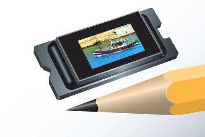 Nextgenlog displays world 39 s smallest hd microdisplay for Worlds smallest hd projector