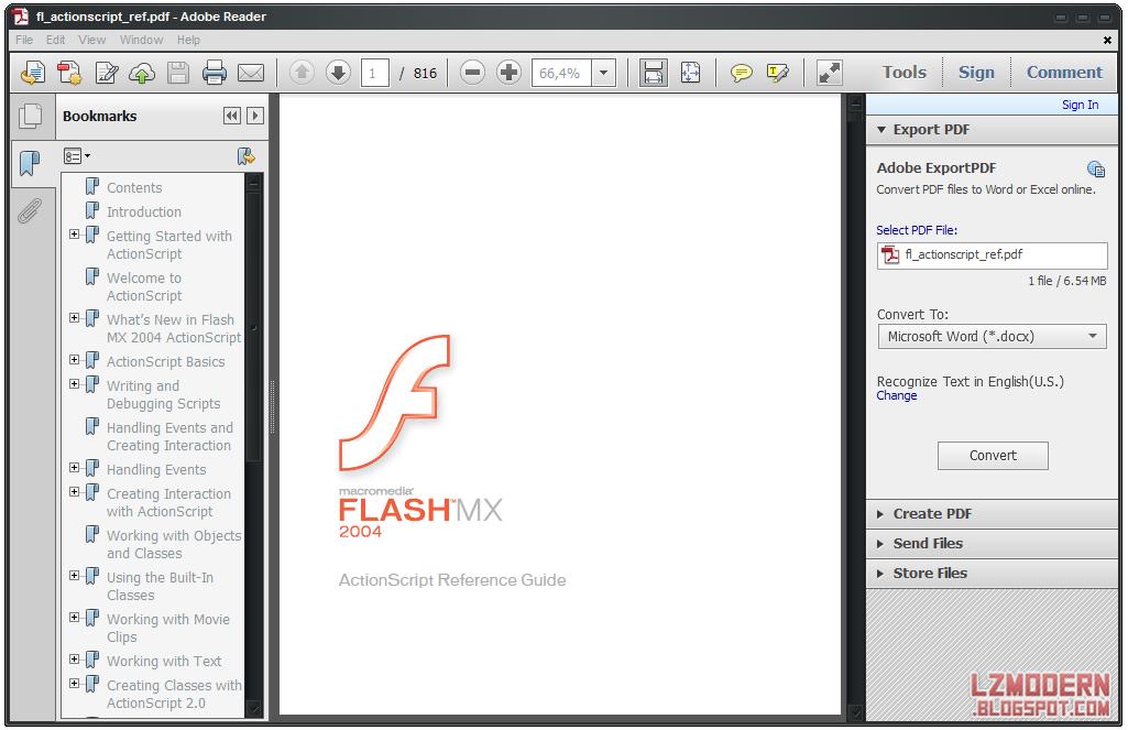 Adobe Reader 11.0.06